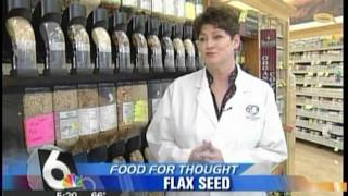 Food for Thought: Health Benefits of Flaxseed