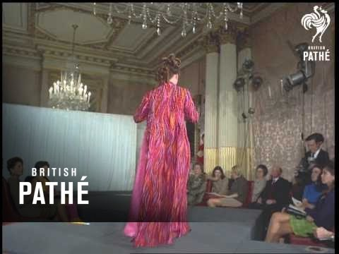 London - Commonwealth Fashion Show (1967)