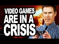 Video Games are in a Crisis! Why are we bored of gaming? And why are we not hyped?