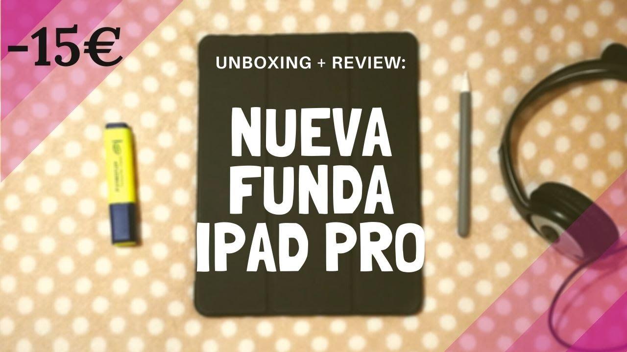 Funda BARATA para iPad PRO: Por qué me cambio ahora? Cuál es mejor? | En Grado de Tentativa