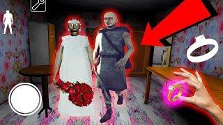 �������� ���� Бабка Гренни женится на Грендпа - свадьба Бабки Гренни ������