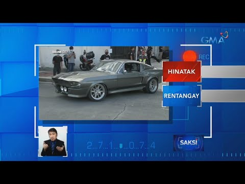 6 na luxury vehicle na wala umanong kaukulang dokumento, kinumpiska   Saksi