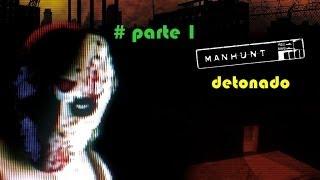 Manhunt 1 detonado [1] legendado PT-BR iniciando um jogo mortal