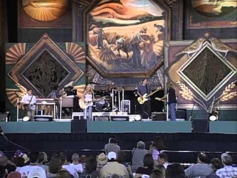 Deana Carter - Ruby Brown (Live at Farm Aid 1999)