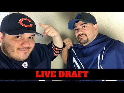 2017 NFL Draft 1st Round Live Reactions!