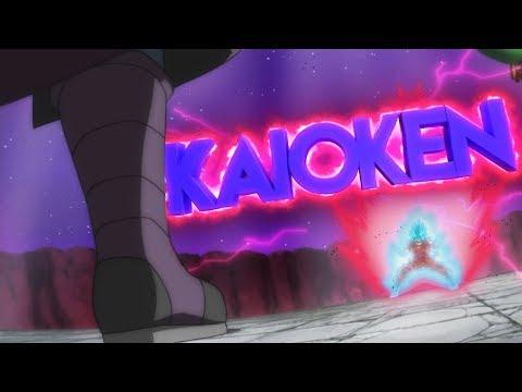 Goku Kaioken vs Hit (DUB) - [Dubstep Remix]