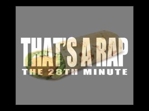 That's A Rap - The 28th Minute