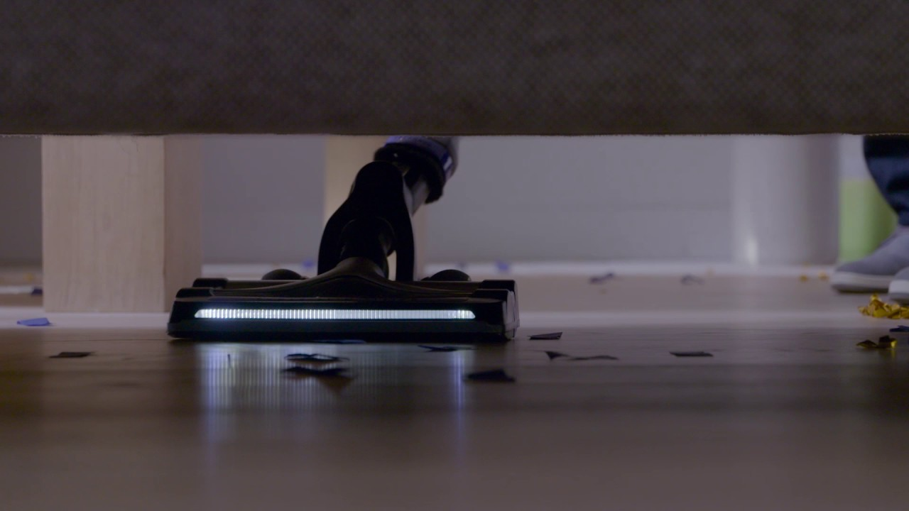rowenta air force 360 akku staubsauger d se mit led. Black Bedroom Furniture Sets. Home Design Ideas