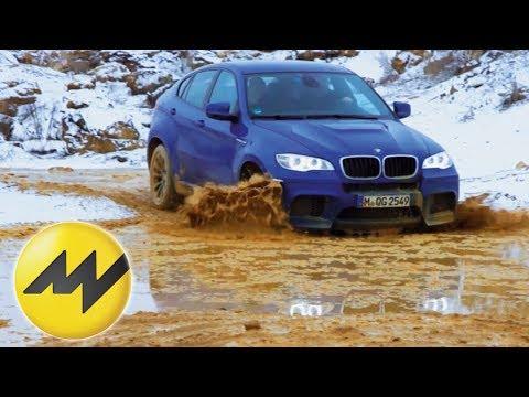 BMW X6 M - Offroad