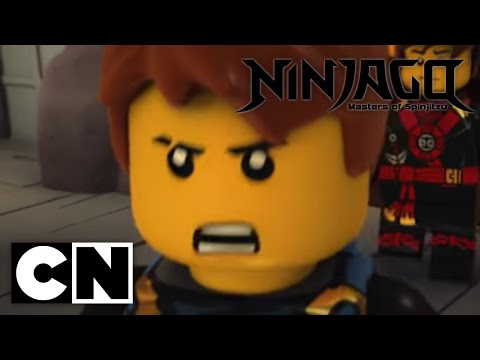 Ninjago: Masters of Spinjitzu - Stiix and Stones (Clip 2)