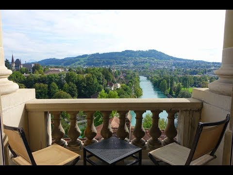 Review: Hotel Bellevue Palace Hotel, Bern, Switzerland