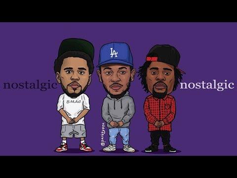 Nostalgic - J Cole x Kendrick Lamar x Wale Type Beat (Prod. B Mac)