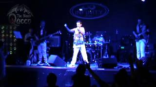 The Black Queen - Tribute band - Video promo