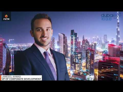 Dubai Eye 103.8 Radio Interviews Jameel Ahmad of ForexTime (FXTM) | 07/09/16