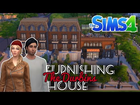 Sims 4 - Furnishing The Durbins House [Kitchen]
