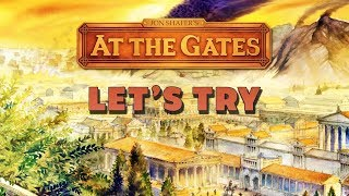 Lets Try: At the Gates - Dark Age 4X Game