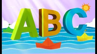 ABC Song | ABC Alphabet Songs | ABC Songs for Children Nursery Rhymes 4k