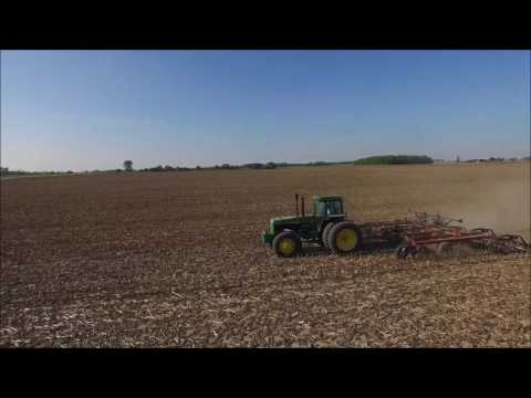 JEFF DARE FARMS EATON, OHIO WORKING GROUND AND PLANTING MAY 24, 2016