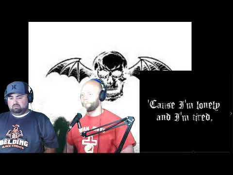 Pastor Reacts-Avenged Sevenfold Dear God