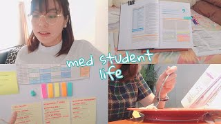 Typical Week of a Med Student | vlog of a med student ep6 (Philippines)