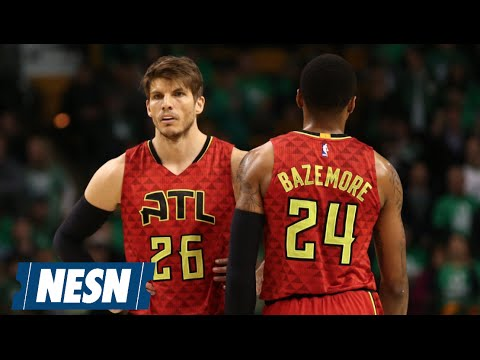 Hawks Oust Celtics In NBA Playoffs For First Time Since 1958