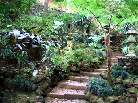 Monte Palace Tropical Gardens - YouTube