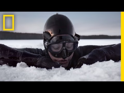 Arctic Free Diving Helped Save Her Leg - Now She Has a World Record | Short Film Showcase