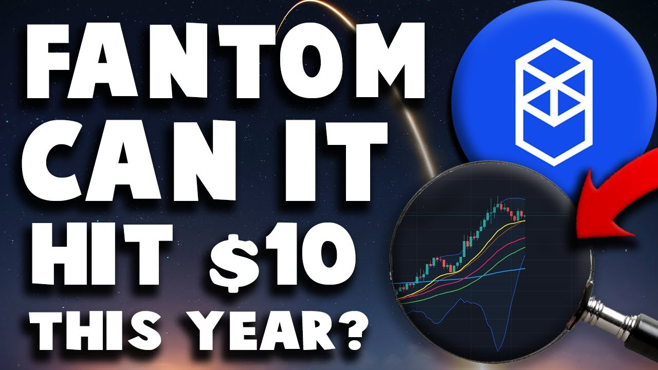 Download WHY FANTOM COULD HIT $10 THIS YEAR! FANTOM PRICE PREDICTION AND TECHNICAL ANALYSIS 2021!