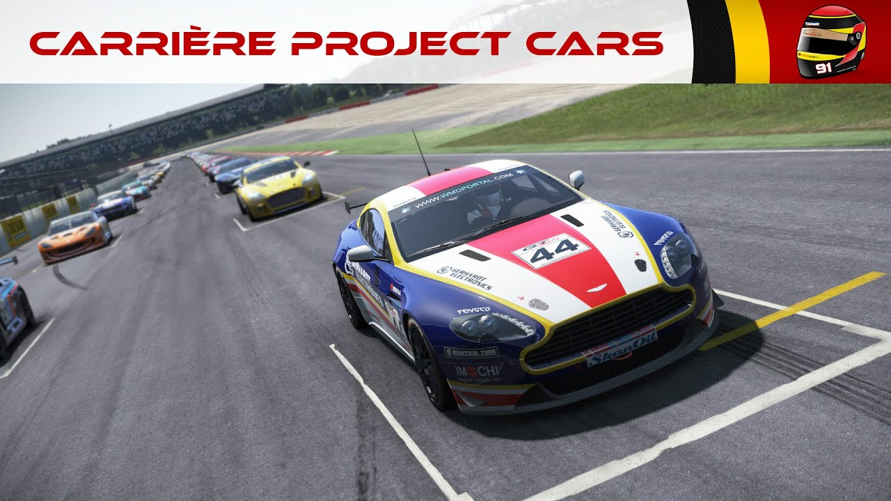 Project Cars Carriere Fr