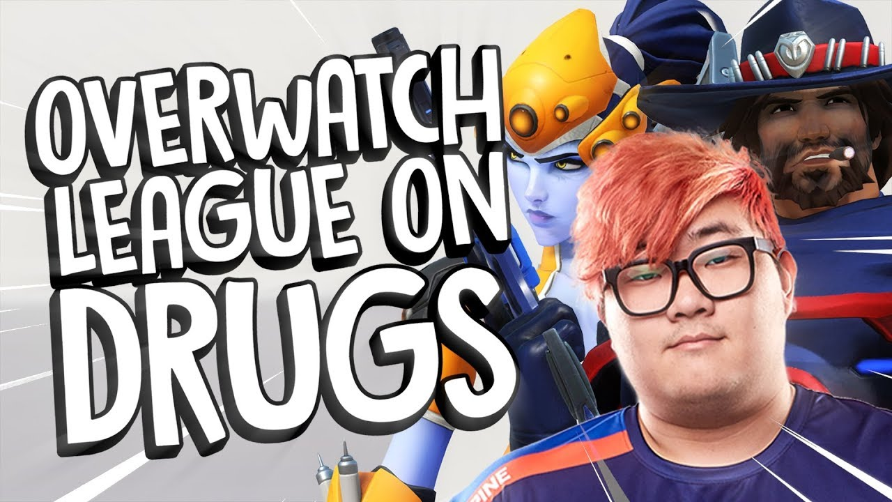 Download OVERWATCH LEAGUE ON DRUGS