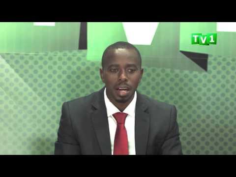 SFH Rwanda team: Bosco Kwizera & Cyrus Ntaganira on Correct Condom Use on TV1
