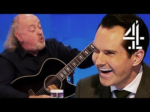 Bill Bailey's Love Ballad For Adele | 8 Out Of 10 Cats Does Countdown