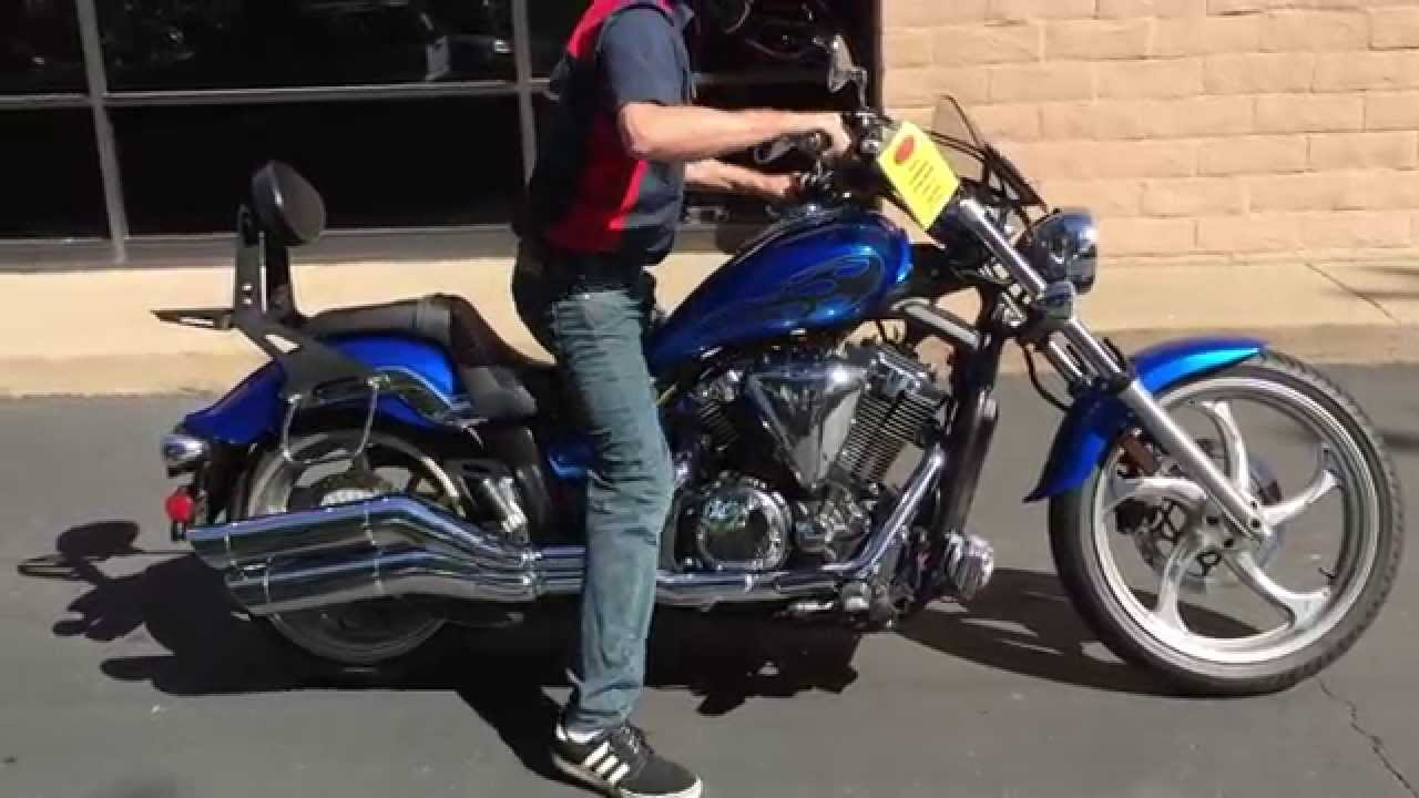 Contra Costa Powersports-Used 2011 Yamaha Stryker (1300 cc) Vtwin ...