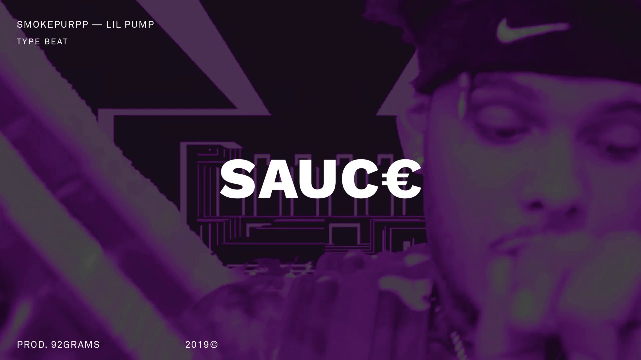 c6321bcf6 Free] Smokepurpp — Lil Pump Type Beat / SAUC€ / Prod. 92GRAMS - YouTube