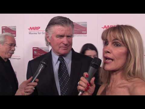 Actor Treat Williams : Exclusive with Margie Rey, &  Melanie Murphy