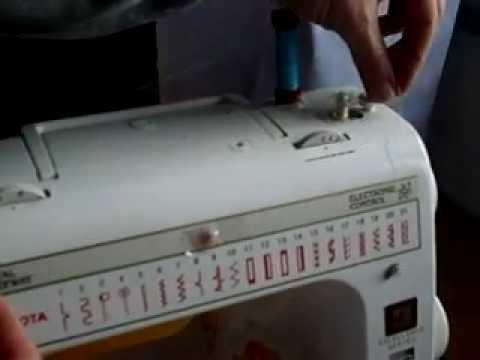 Come si fa a caricare la bobina della macchina da cucire for Victoria macchina da cucire