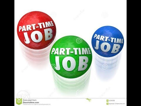 Part Time Jobs For B Tech Students