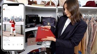 Что в гардеробе у Карины Нигай