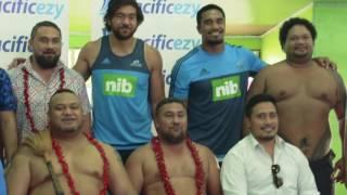 Blues Visit Samoa | Episode 9 2017 Video