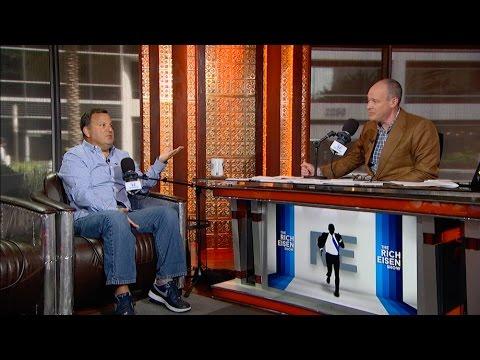 Former NE Patriots Executive Michael Lombardi Talks NFL Draft, Marshawn Lynch & More - 4/24/17