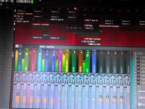 Amperdrop-MF Tetris(Original mix)