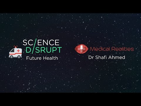 The Future of Surgical Training || Shafi Ahmed || Future Health