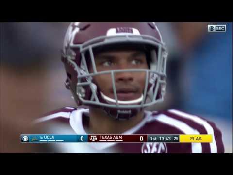 UCLA vs Texas A&M football 2016