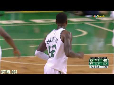Terry Rozier Highlights vs Milwaukee Bucks (15 pts, 7 reb, 6 ast)