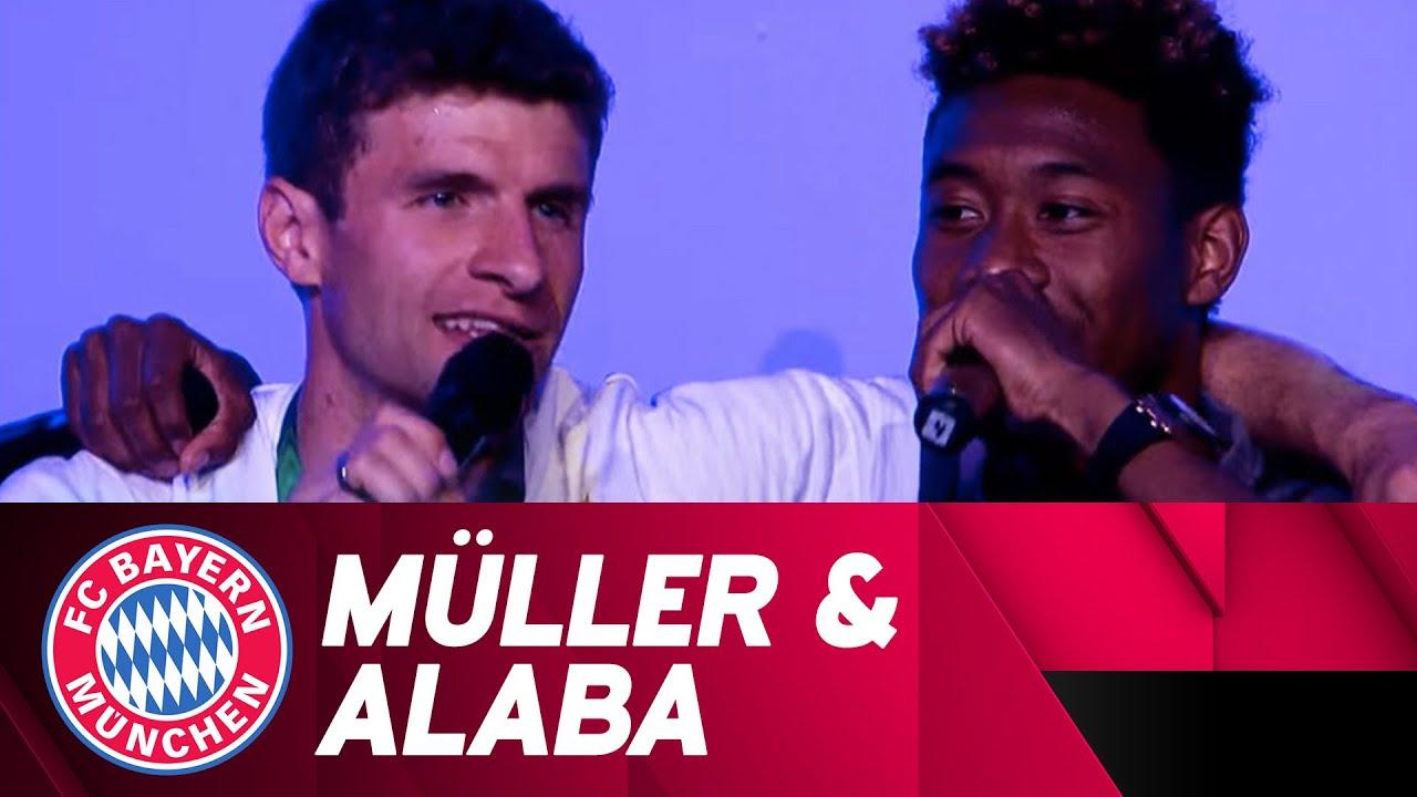 Müller Und Alaba