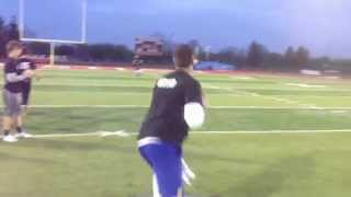 Brock Rutter (#22) Qb - House Of Speed Training