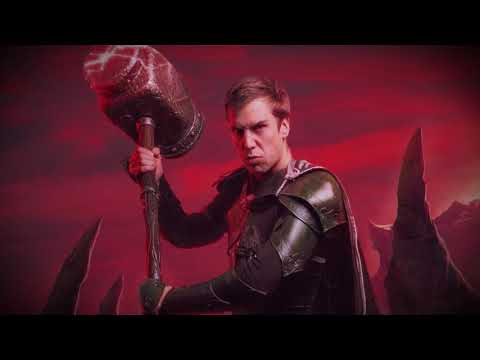 GLORYHAMMER - The Siege of Dunkeld (In Hoots We Trust) (Official Lyric Video) | Napalm Records