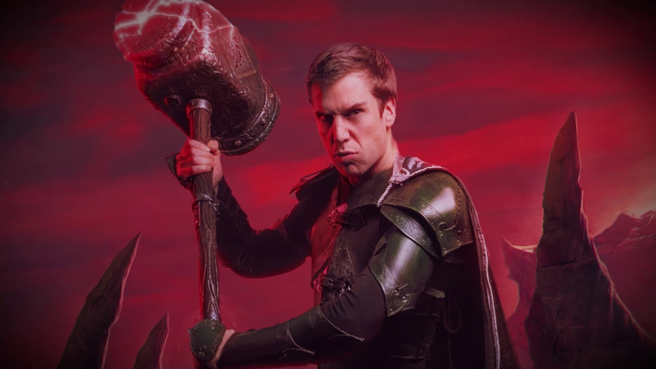GLORYHAMMER — The Siege of Dunkeld (In Hoots We Trust) (Official Lyric Video) | Napalm Records