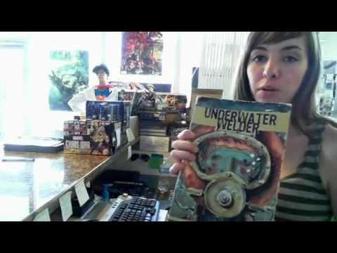 Comic Quest Hot Pick: The Underwater Welder by Jeff Lemire