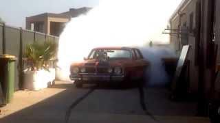 madsam driveway burnout